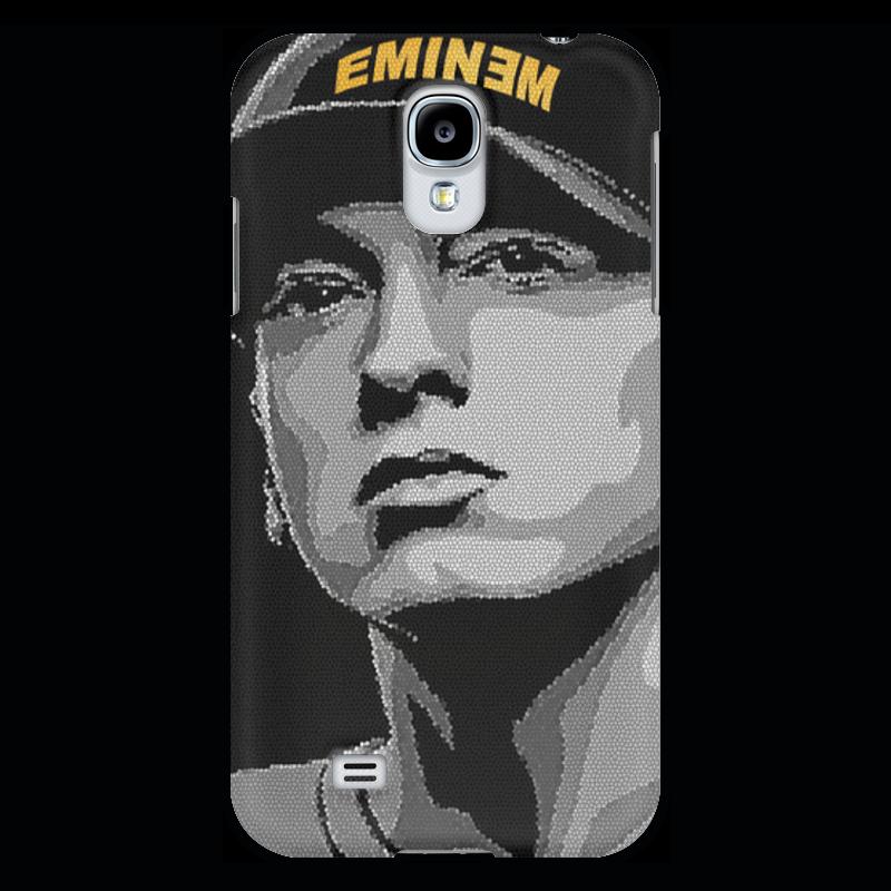 Чехол для Samsung Galaxy S4 Printio Eminem