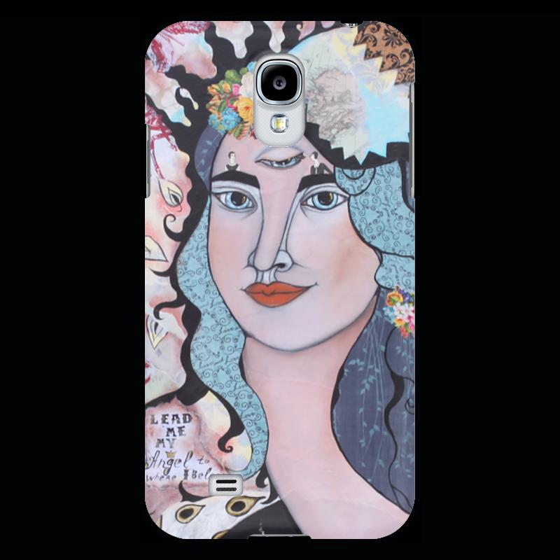 Чехол для Samsung Galaxy S4 Printio Travelers