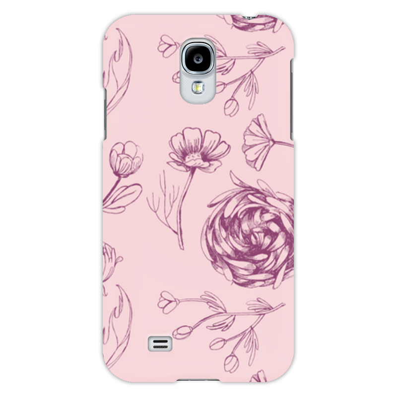 Чехол для Samsung Galaxy S4 Printio Осенний сад кружка осенний сад r2s611 seas al