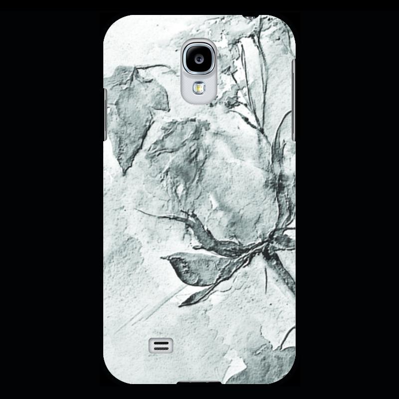 Чехол для Samsung Galaxy S4 Printio Распускающаяся роза прогулочные коляски gesslein s4 air