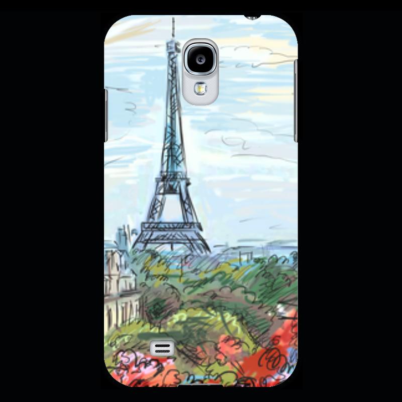 Чехол для Samsung Galaxy S4 Printio Эйфелева башня прогулочные коляски gesslein s4 air