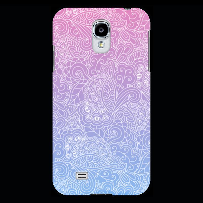 Чехол для Samsung Galaxy S4 Printio Градиентный узор