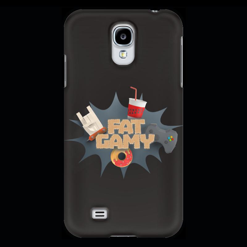 Чехол для Samsung Galaxy S4 Printio Fatgamy samsung galaxy s4