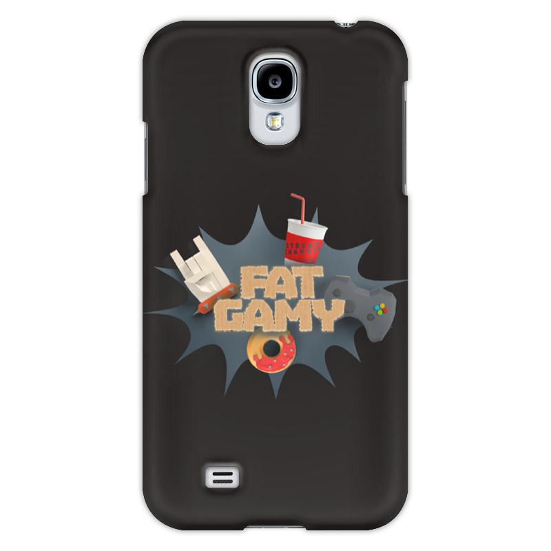 Чехол для Samsung Galaxy S4 Printio Fatgamy samsung galaxy s4 стоимость