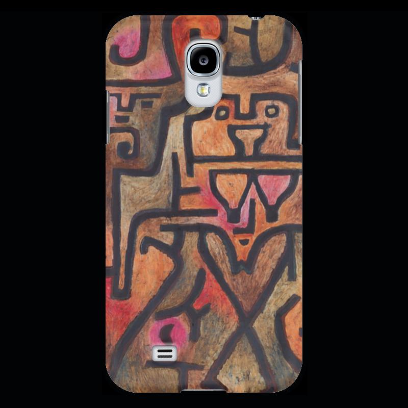 Чехол для Samsung Galaxy S4 Printio Лесные ведьмы (пауль клее) чехол для samsung galaxy s5 printio лесные ведьмы пауль клее