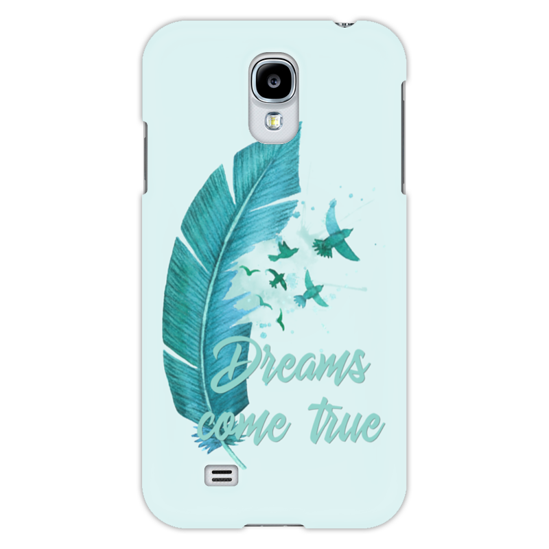 Чехол для Samsung Galaxy S4 Printio Dreams come true прогулочные коляски gesslein s4 air