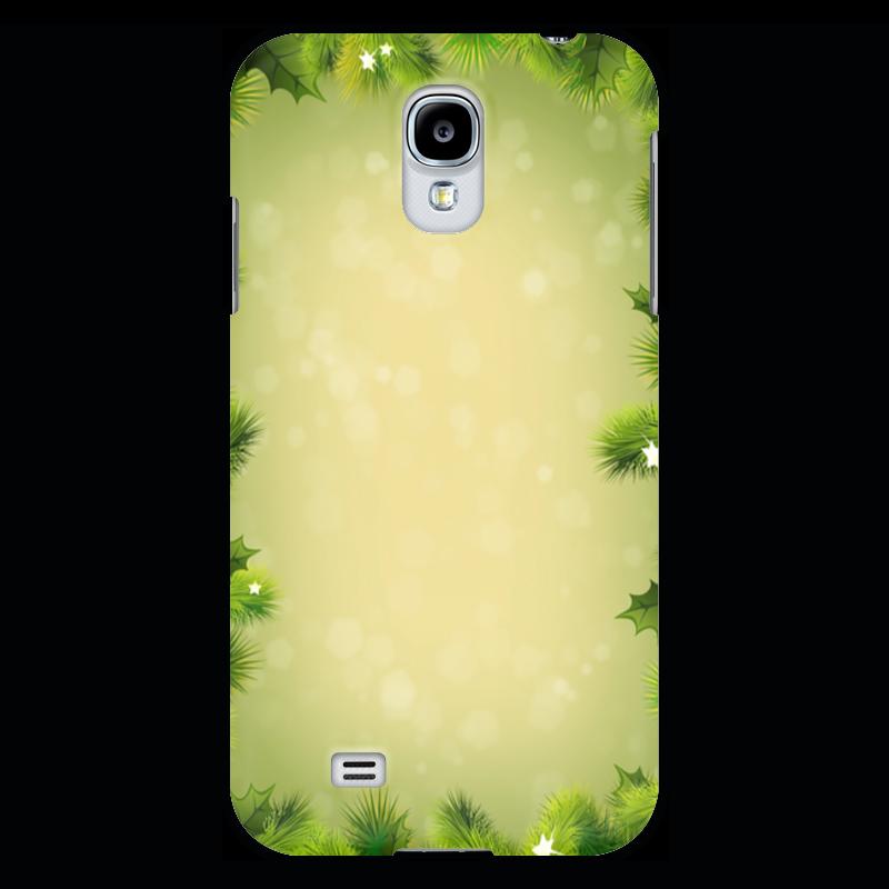 Чехол для Samsung Galaxy S4 Printio С новым годом! прогулочные коляски gesslein s4 air