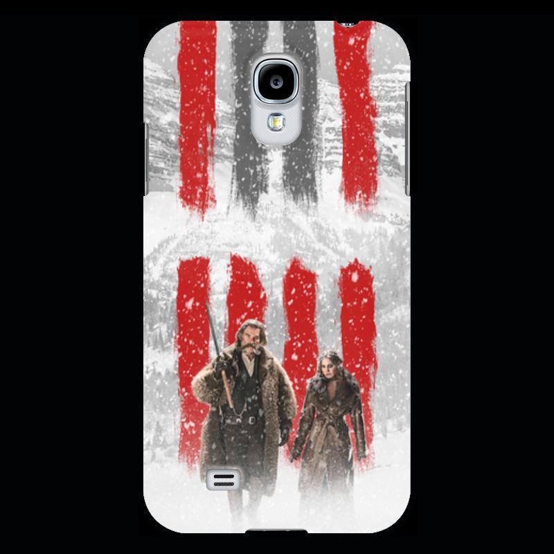 Чехол для Samsung Galaxy S4 Printio Восьмерка - вешатель и пленница чехол для samsung galaxy s2 printio кавказская пленница
