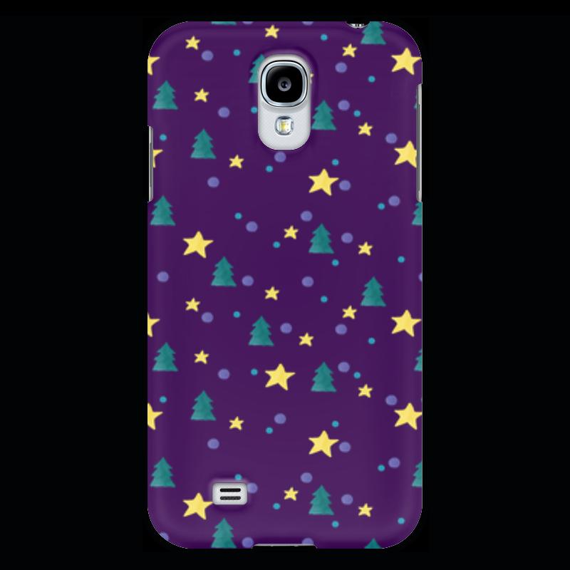 Чехол для Samsung Galaxy S4 Printio Елки и звезды нашествие дни и ночи