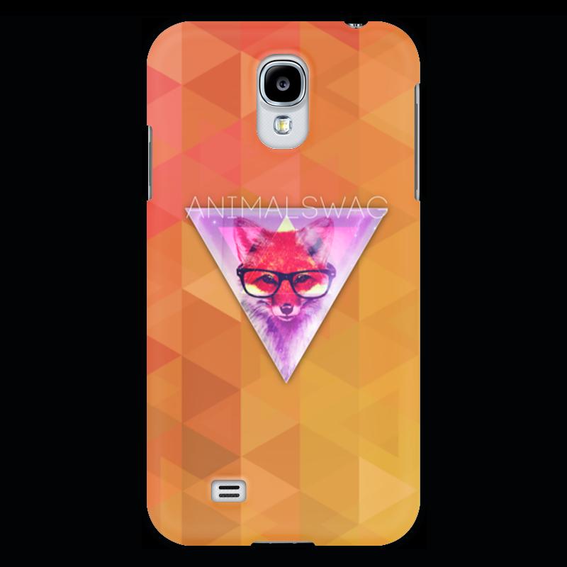 Чехол для Samsung Galaxy S4 Printio animalswag ii collection: fox чехол для samsung s8530 wave ii palmexx кожаный в петербурге