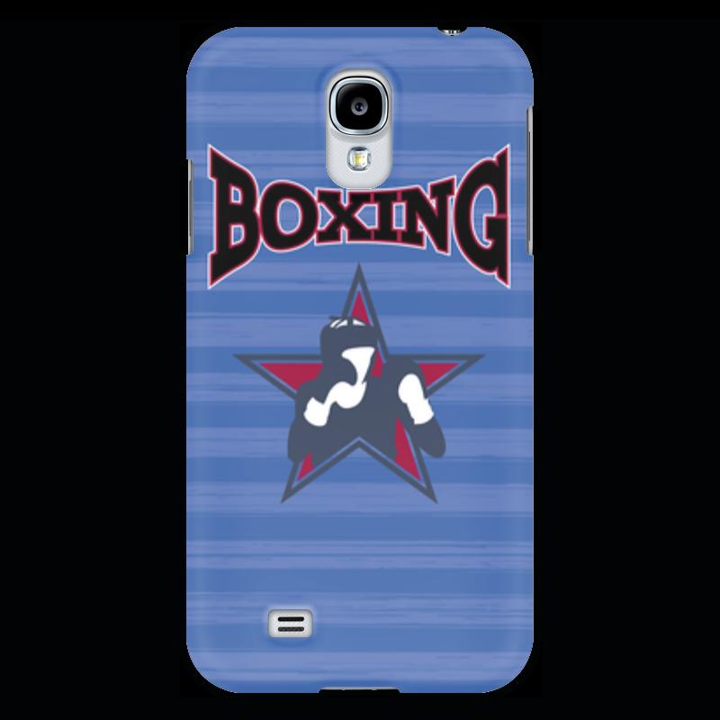 Чехол для Samsung Galaxy S4 Printio Боксер б у пежо боксер