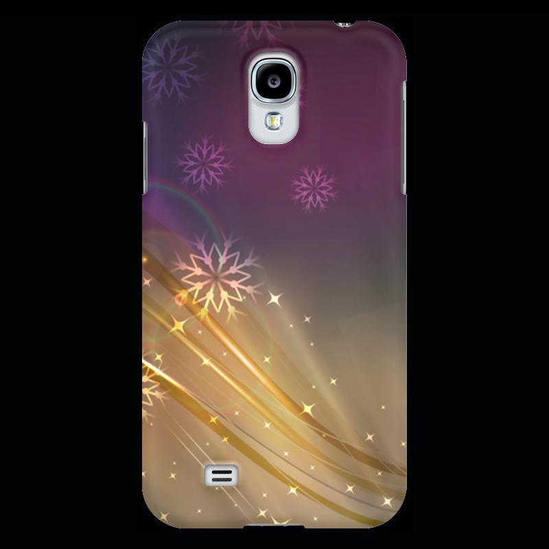 Чехол для Samsung Galaxy S4 Printio Снежная фантазия прогулочные коляски gesslein s4 air