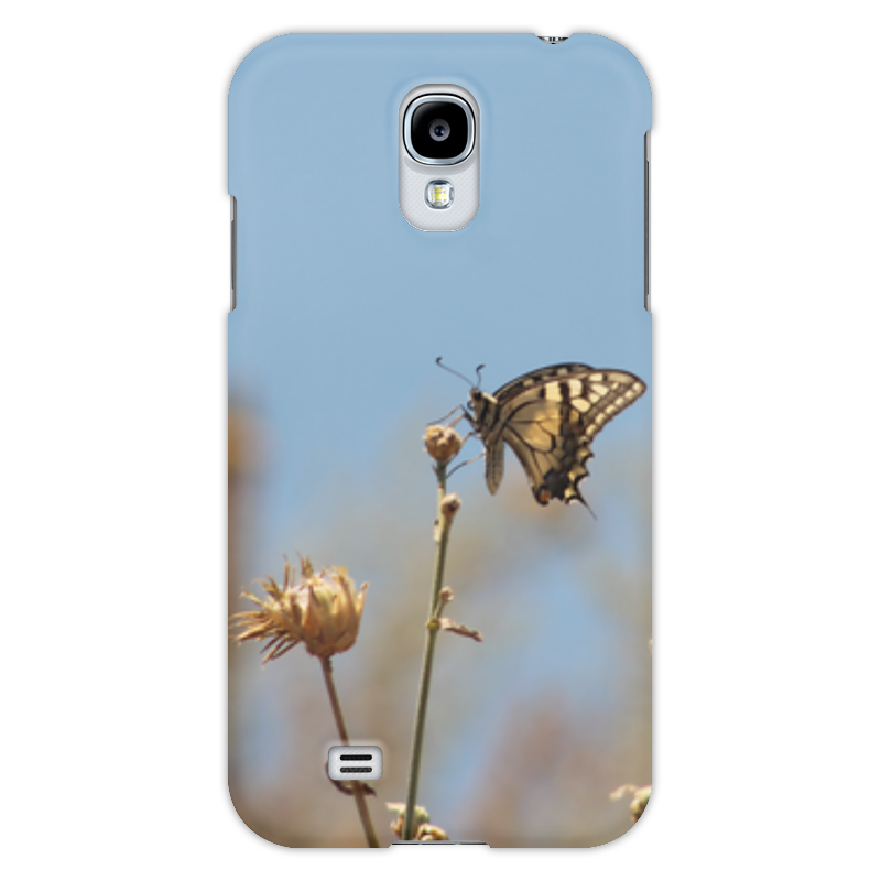 Чехол для Samsung Galaxy S4 Printio Бабочка махаон прогулочные коляски gesslein s4 air