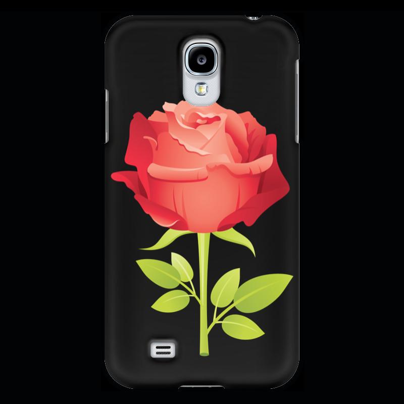 Чехол для Samsung Galaxy S4 Printio Розочка
