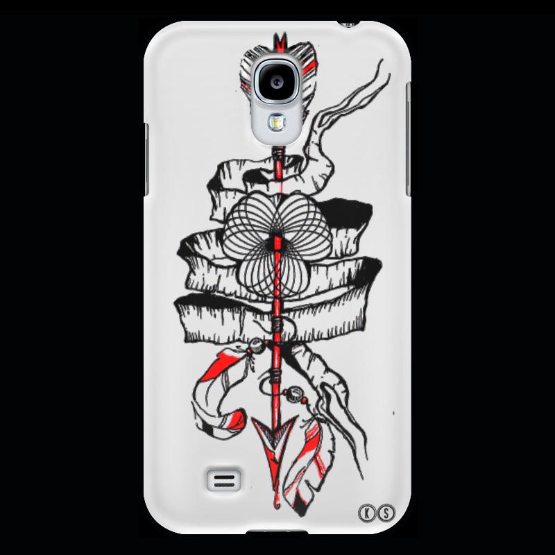 Чехол для Samsung Galaxy S4 Printio Стрела