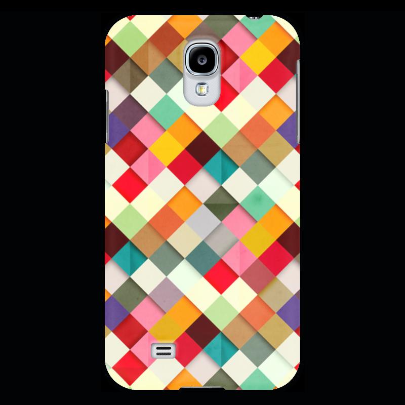 Чехол для Samsung Galaxy S4 Printio Африканский узор - самоцветы авторский комплект самоцветы сентябрина