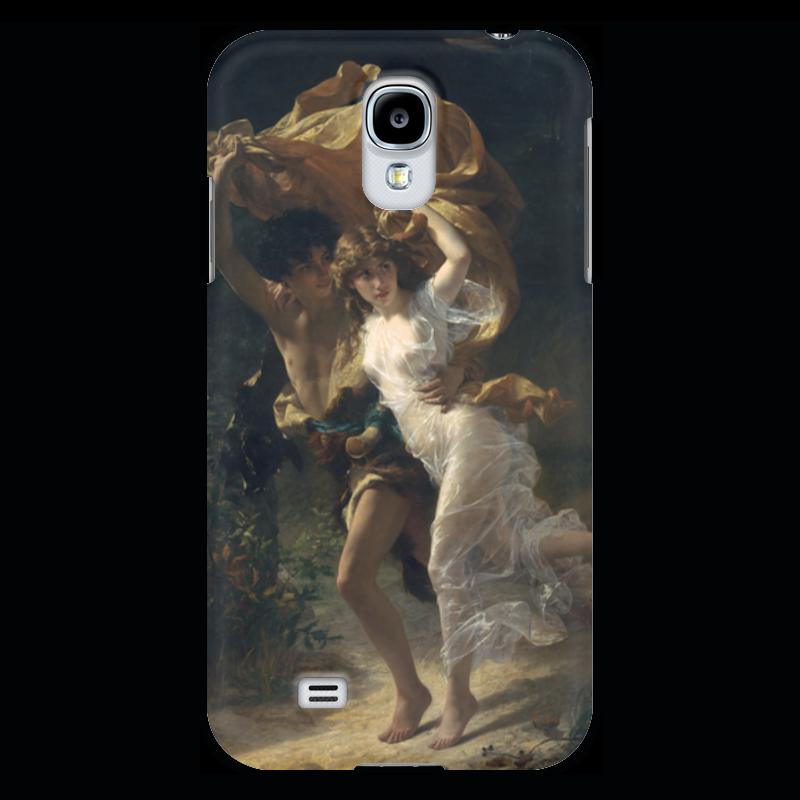 Чехол для Samsung Galaxy S4 Printio Буря (пьер огюст кот) чехол для samsung galaxy s5 printio буря пьер огюст кот