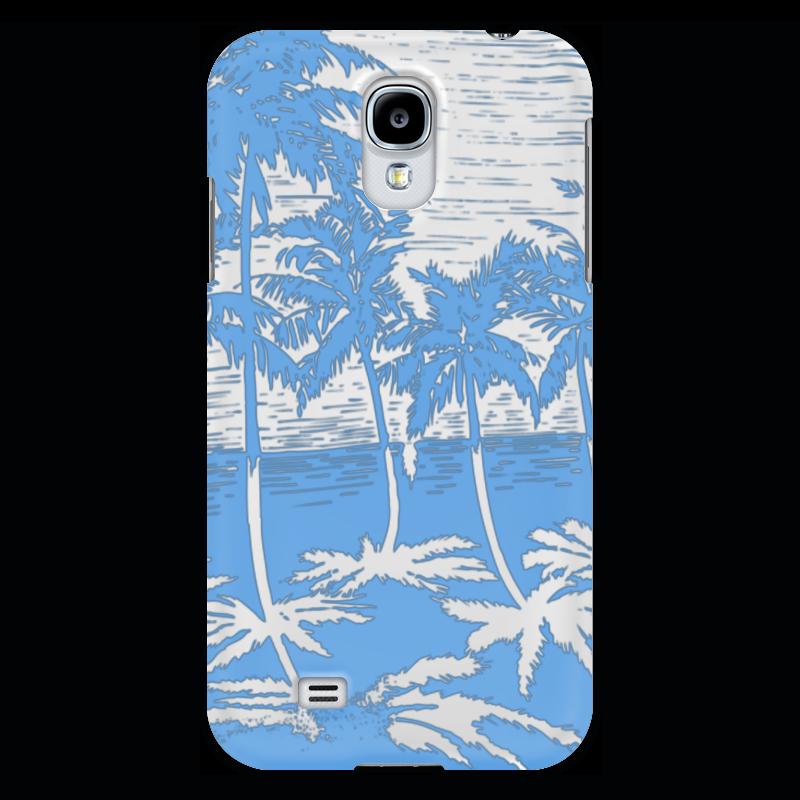 Чехол для Samsung Galaxy S4 Printio Пальмы samsung galaxy s4 в москве цена