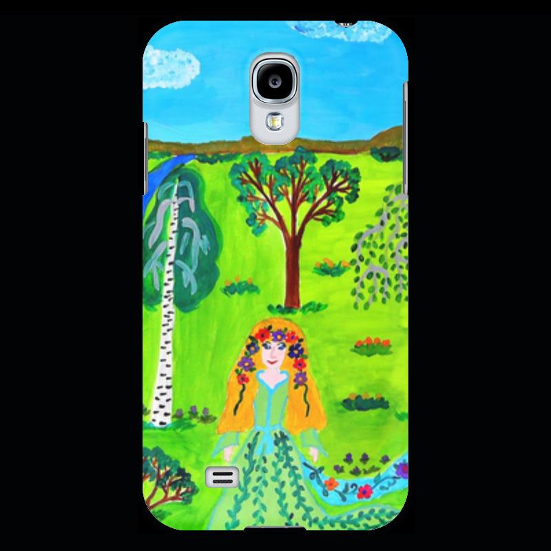 Чехол для Samsung Galaxy S4 Printio Мир волшебства