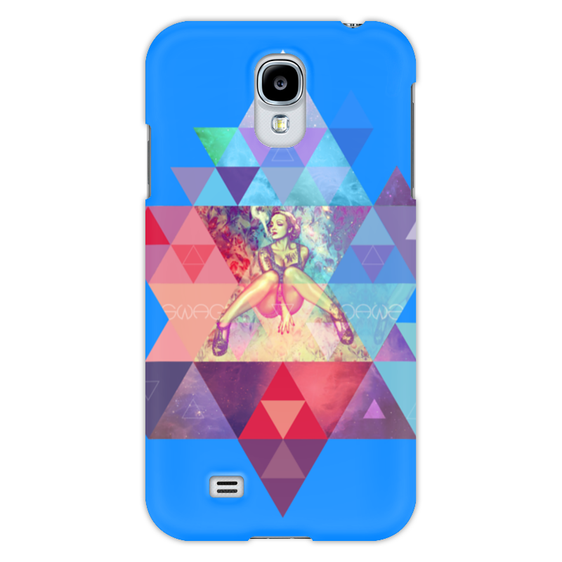 Чехол для Samsung Galaxy S4 Printio hipsta swag collection: marlene dietrich юрмин г дитрих а потомучка