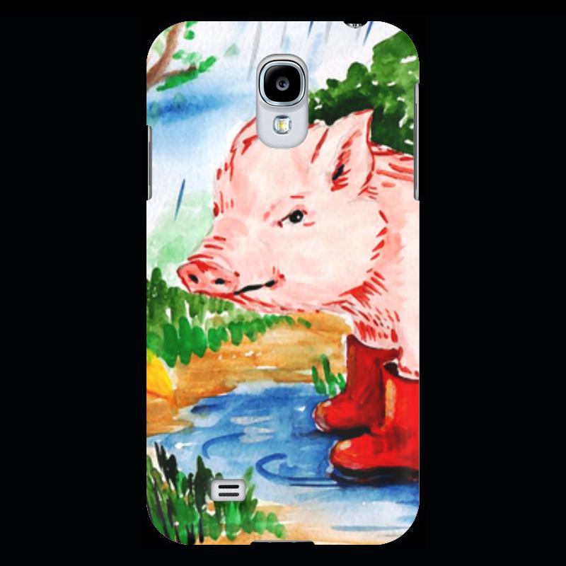 Чехол для Samsung Galaxy S4 Printio Маленькая свинка прогулочные коляски gesslein s4 air