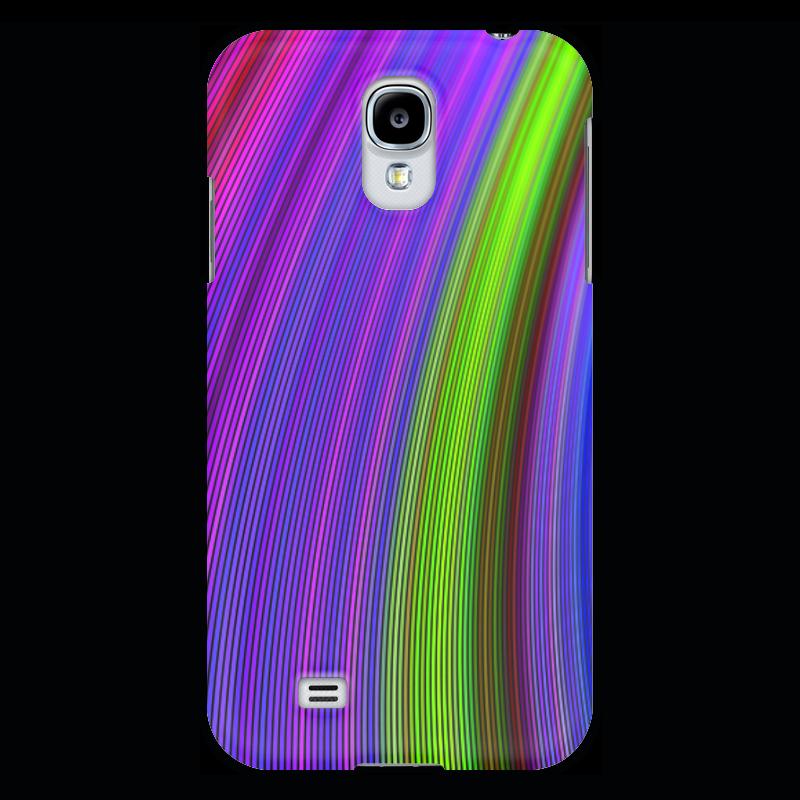 Чехол для Samsung Galaxy S4 Printio Радужная