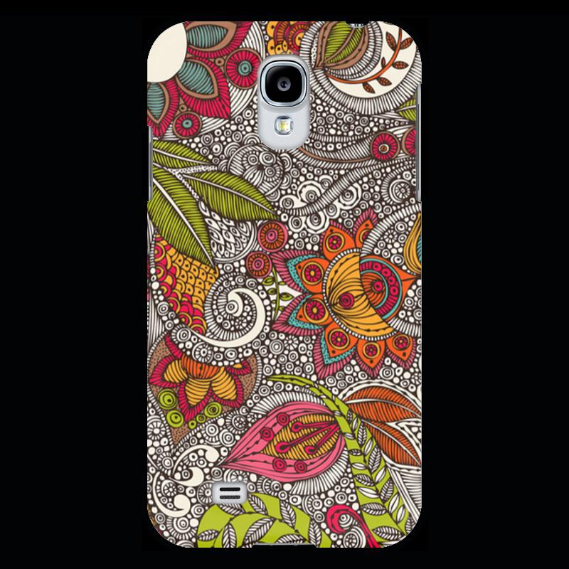 Чехол для Samsung Galaxy S4 Printio Хохлома чехол для samsung galaxy s5 printio путин – хохлома