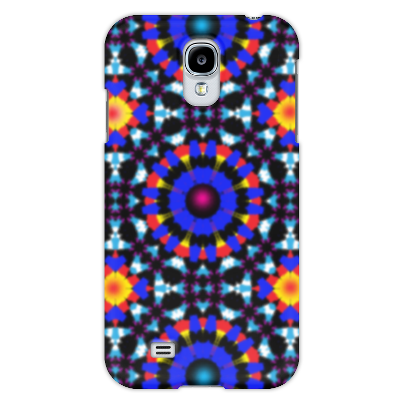 Чехол для Samsung Galaxy S4 Printio Ультрамарин
