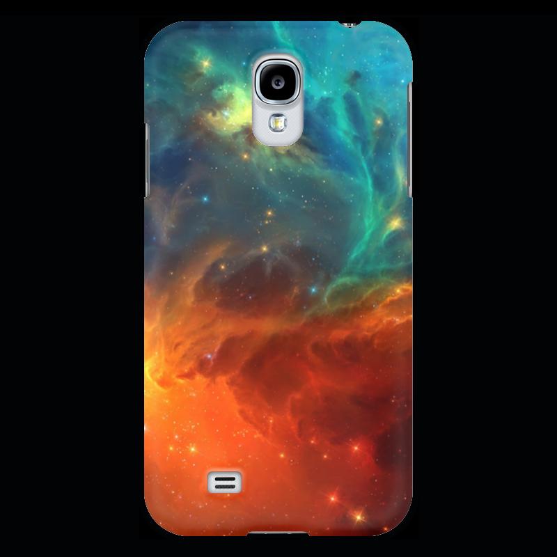Чехол для Samsung Galaxy S4 Printio Космическая туманность прогулочные коляски gesslein s4 air