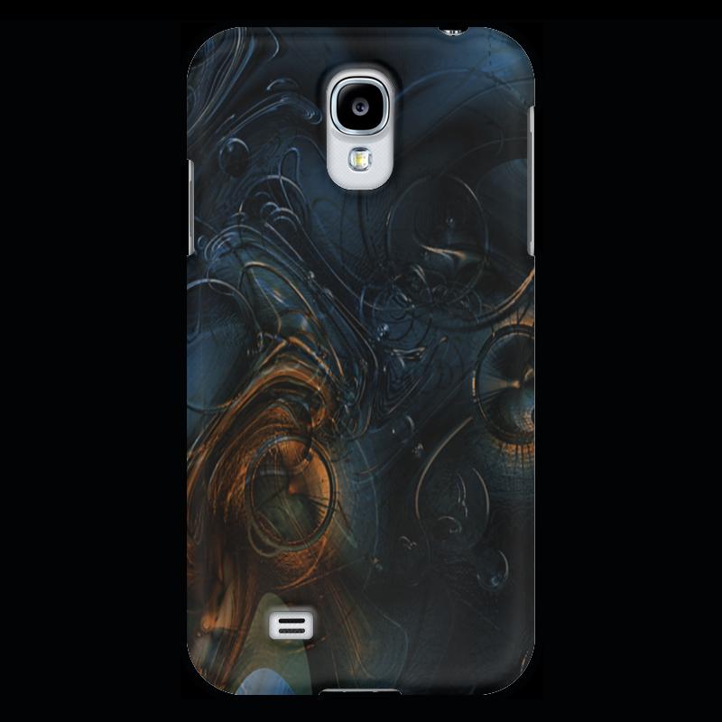 Чехол для Samsung Galaxy S4 Printio Стимпанк. абстракция прогулочные коляски gesslein s4 air