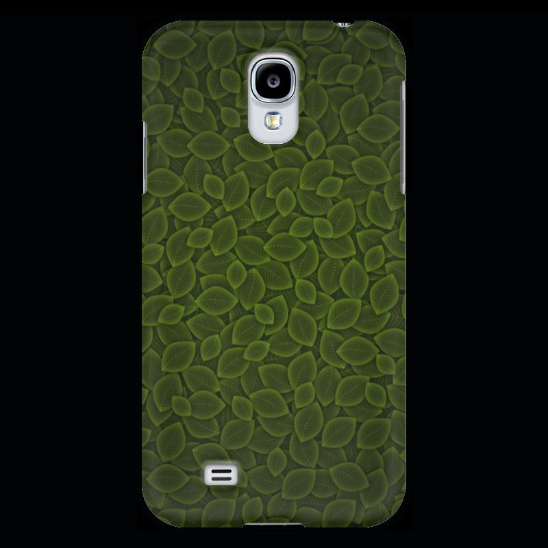 Чехол для Samsung Galaxy S4 Printio Листья прогулочные коляски gesslein s4 air