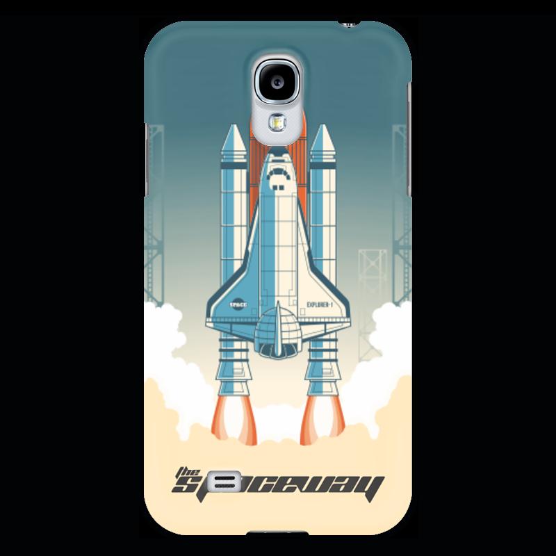 Чехол для Samsung Galaxy S4 Printio Покорение космоса прогулочные коляски gesslein s4 air