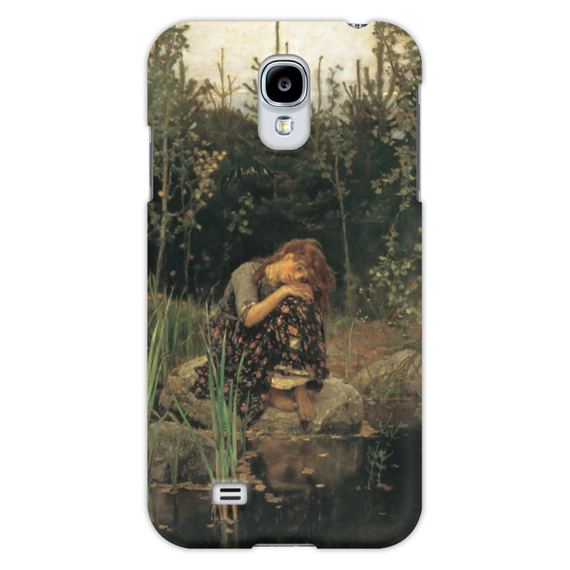 Чехол для Samsung Galaxy S4 Printio Алёнушка (картина васнецова) прогулочные коляски gesslein s4 air