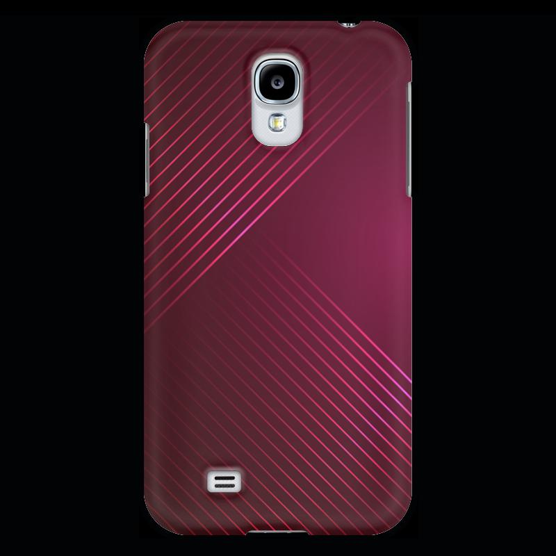 Чехол для Samsung Galaxy S4 Printio Абстракция samsung galaxy s4 в москве цена