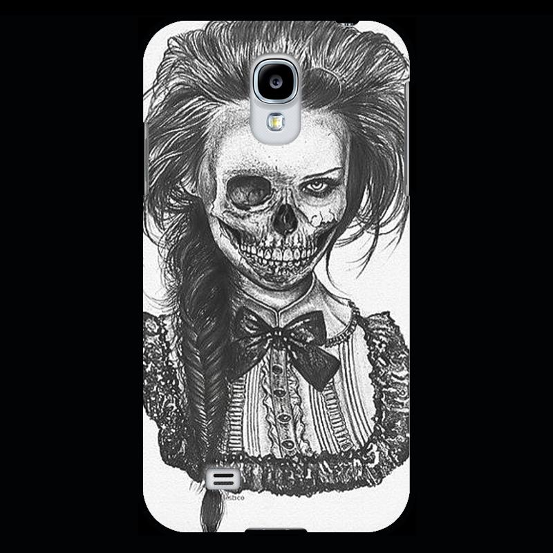 Чехол для Samsung Galaxy S4 Printio Cranial