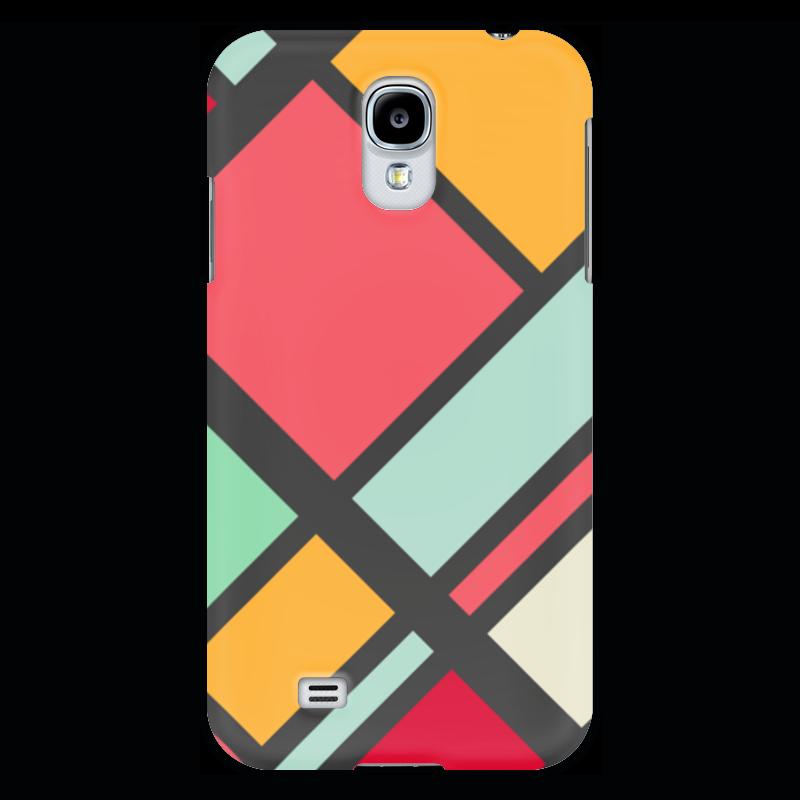 Чехол для Samsung Galaxy S4 Printio Модерн