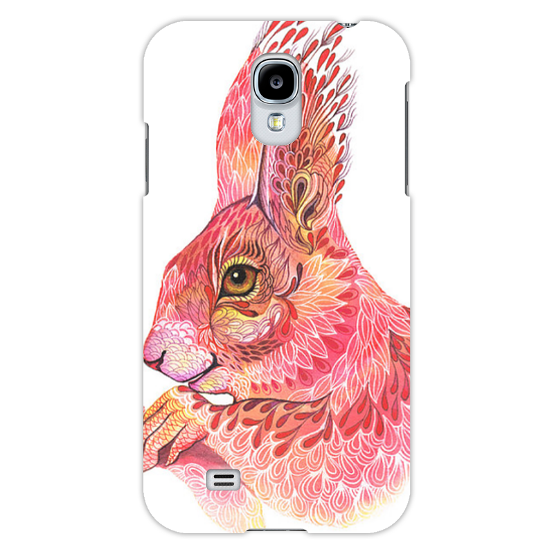 Чехол для Samsung Galaxy S4 Printio Кролик из зазеркалья прогулочные коляски gesslein s4 air