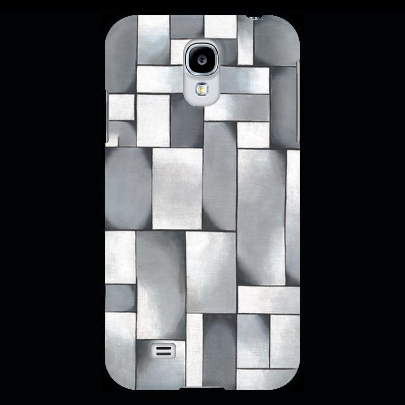 Чехол для Samsung Galaxy S4 Printio Композиция в сером чехол для samsung galaxy s5 printio композиция в сером