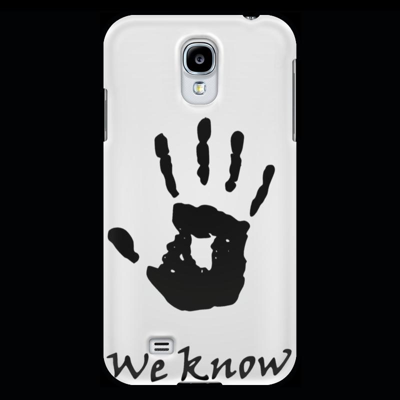 Чехол для Samsung Galaxy S4 Printio Темное братство прогулочные коляски gesslein s4 air