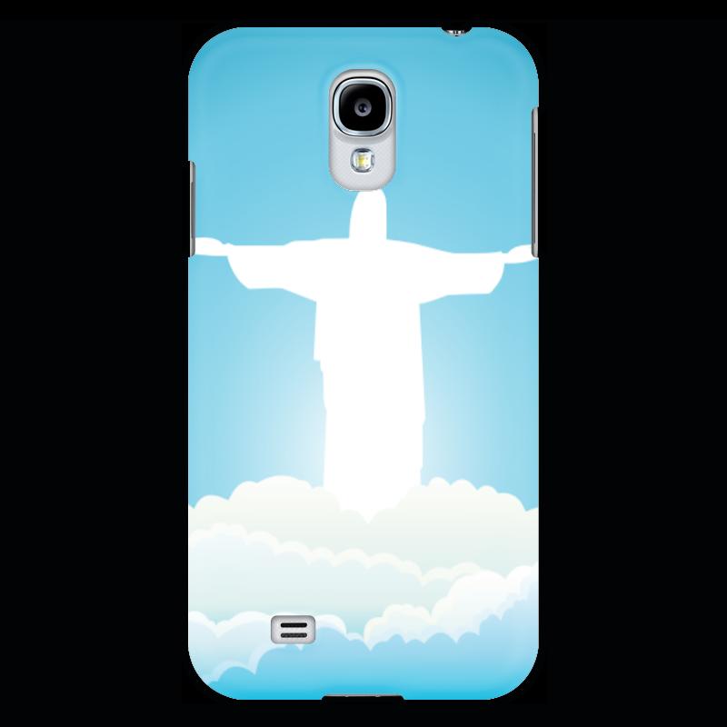 Чехол для Samsung Galaxy S4 Printio Иисус христос чехол