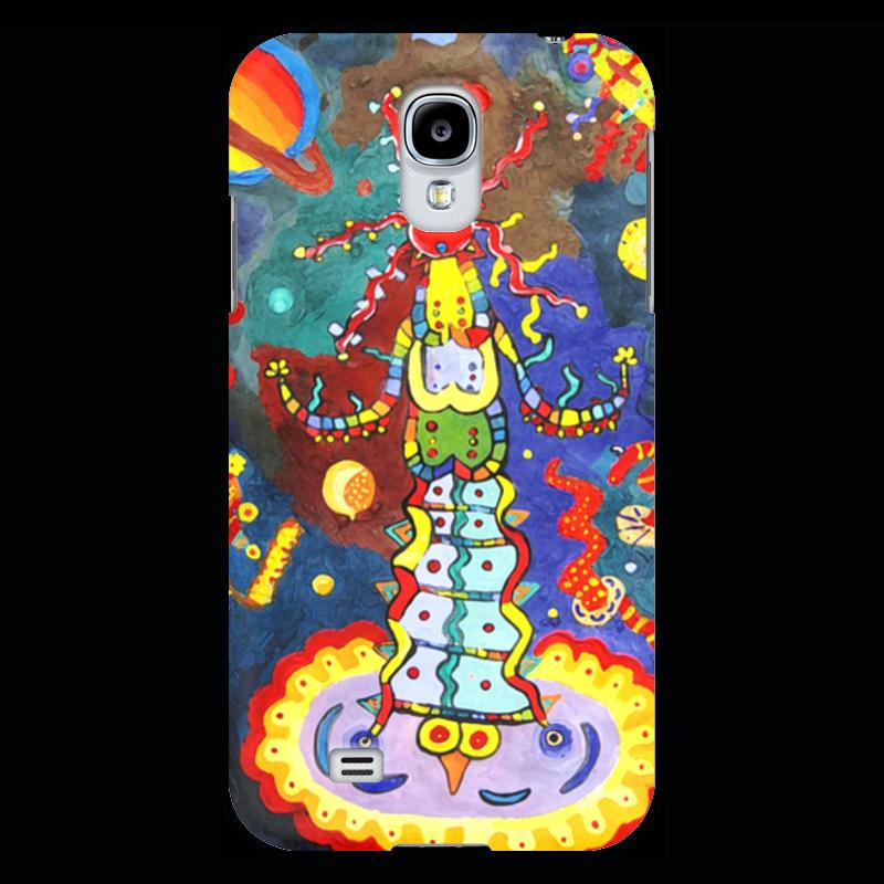 Чехол для Samsung Galaxy S4 Printio Космический арт прогулочные коляски gesslein s4 air