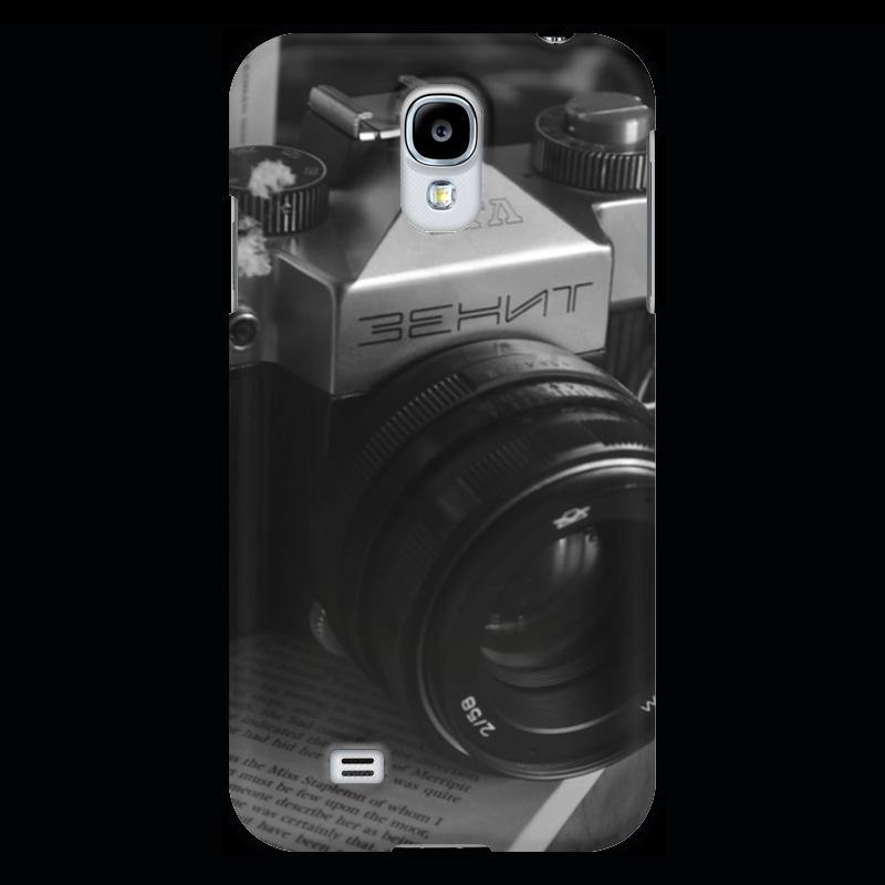 Чехол для Samsung Galaxy S4 Printio Фотоаппарат чехол для samsung galaxy s4 printio фотоаппарат