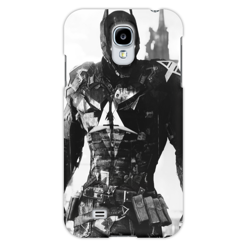 Чехол для Samsung Galaxy S4 Printio Бетмен