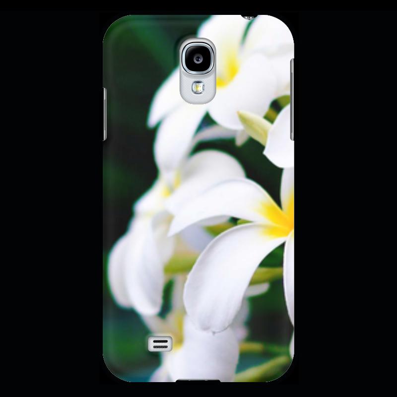 Чехол для Samsung Galaxy S4 Printio Цветы