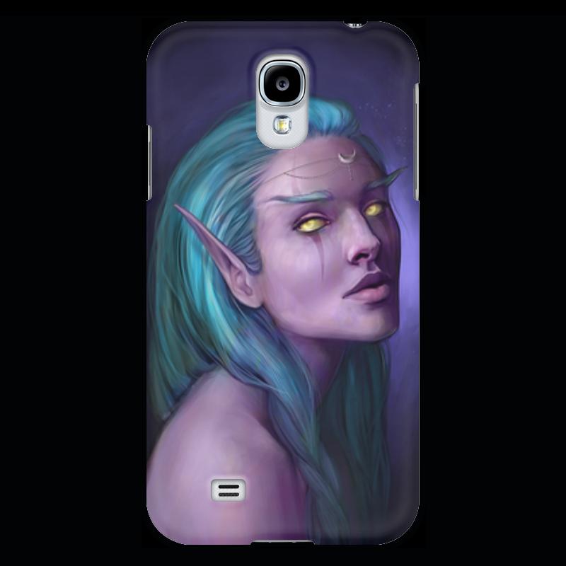 Чехол для Samsung Galaxy S4 Printio Warcraft collection прогулочные коляски gesslein s4 air