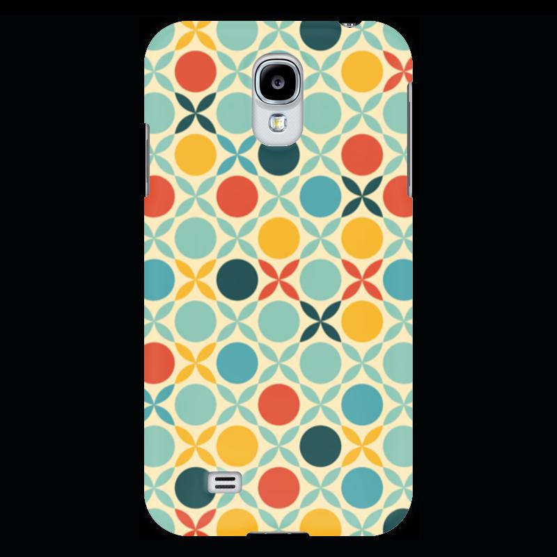 Чехол для Samsung Galaxy S4 Printio Абстрактный