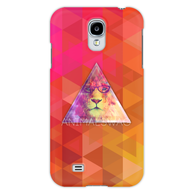 Чехол для Samsung Galaxy S4 Printio animalswag ii collection: lion чехол для samsung s8530 wave ii palmexx кожаный в петербурге