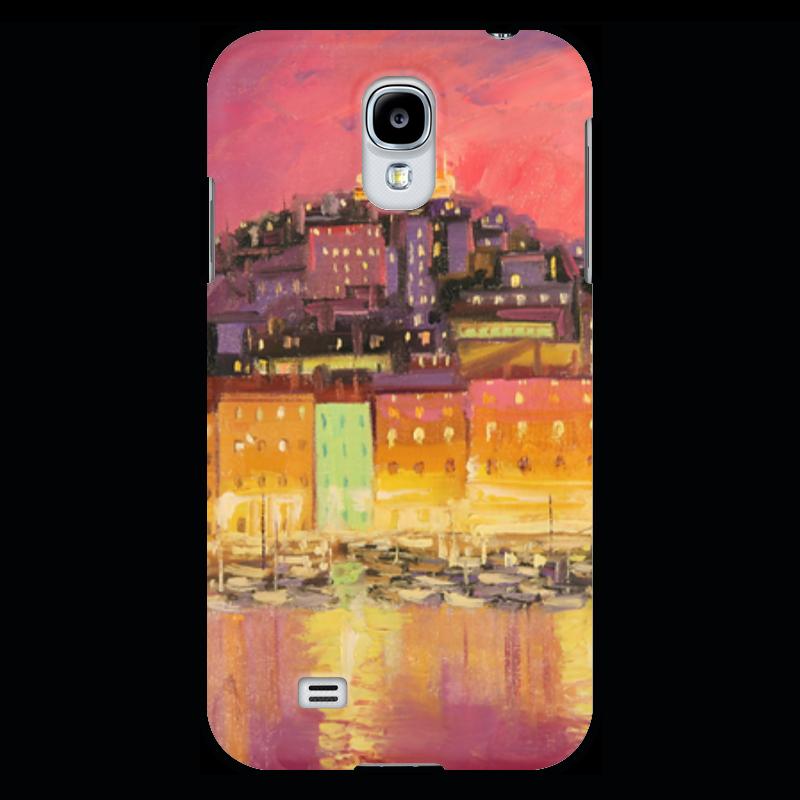 Чехол для Samsung Galaxy S4 Printio Огни ночного города прогулочные коляски gesslein s4 air