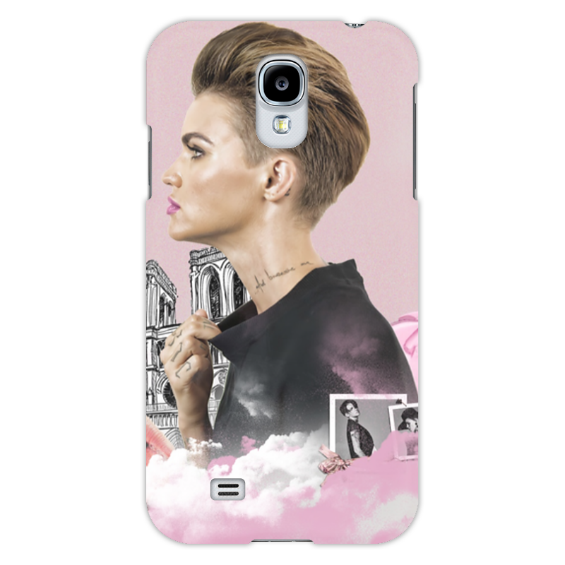 Чехол для Samsung Galaxy S4 Printio Ruby rose samsung galaxy s4 стоимость