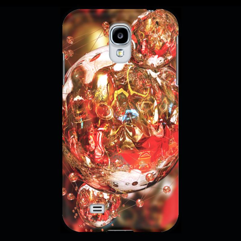 Чехол для Samsung Galaxy S4 Printio Новогоднее настроение